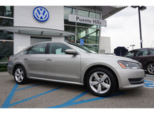 2012 Volkswagen Passat SE PZEV City of Industry CA
