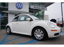 2010 Volkswagen New Beetle Base PZEV City of Industry CA