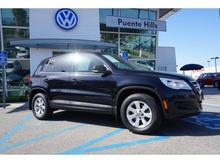 2010 Volkswagen Tiguan S City of Industry CA