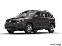 2016 Volkswagen Tiguan S City of Industry CA