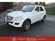 2011 Mercedes-Benz M-Class ML350 4MATIC Merriam KS