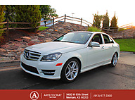 2012 Mercedes-Benz C-Class C300 Sport 4MATIC Kansas City KS