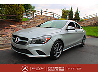 2014 Mercedes-Benz CLA-Class CLA250 4MATIC Kansas City KS
