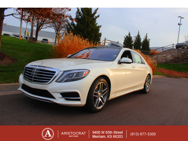2016 mercedes benz s class s550 4matic merriam ks 11695116 for Aristocrat motors mercedes benz