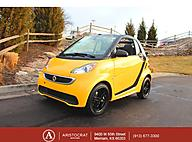 2015 Smart fortwo passion cabriolet Kansas City KS