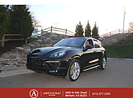 2013 Porsche Cayenne Turbo Kansas City KS