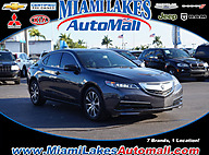 2015 Acura TLX  Miami Lakes FL