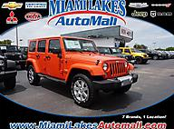 2015 Jeep Wrangler Unlimited Sahara Miami Lakes FL