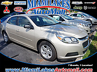 2016 Chevrolet Malibu LS Fleet Miami Lakes FL