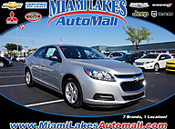 2015 Chevrolet Malibu LS Miami Lakes FL