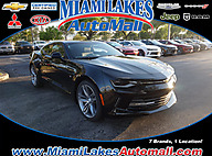 2016 Chevrolet Camaro LT Miami Lakes FL