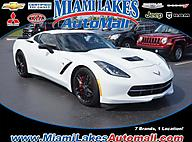 2014 Chevrolet Corvette Stingray Z51 Miami Lakes FL