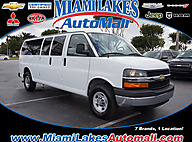 2014 Chevrolet Express LT 3500 Miami Lakes FL