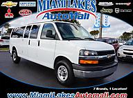 2013 Chevrolet Express LT 3500 15 Passenger Miami Lakes FL