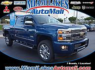 2015 Chevrolet Silverado 2500HD High Country Miami Lakes FL