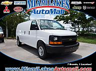 2015 Chevrolet Express Cargo 2500 Miami Lakes FL