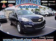 2015 Chevrolet Traverse LS Miami Lakes FL