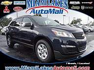 2016 Chevrolet Traverse LS Miami Lakes FL