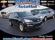 2015 Chevrolet Traverse LS Miami Lakes FL