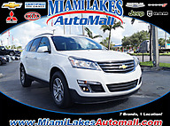 2015 Chevrolet Traverse LT Miami Lakes FL