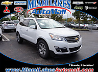 2016 Chevrolet Traverse LT Miami Lakes FL
