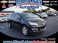 2015 Chevrolet Traverse LTZ Miami Lakes FL