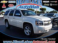 2013 Chevrolet Tahoe LTZ Miami Lakes FL