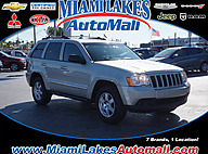 2010 Jeep Grand Cherokee Laredo Miami Lakes FL