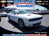 2015 Dodge Challenger SXT Miami Lakes FL