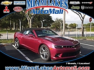 2014 Chevrolet Camaro SS Miami Lakes FL