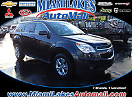 2014 Chevrolet Equinox LT Miami Lakes FL