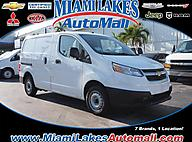 2015 Chevrolet City Express Cargo LS Miami Lakes FL