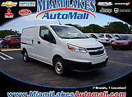 2015 Chevrolet City Express Cargo LT Miami Lakes FL
