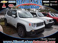 2016 Jeep Renegade Limited Miami Lakes FL