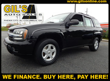2002 Chevrolet TrailBlazer LS Columbus GA