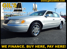 2001 Lincoln Continental  Columbus GA