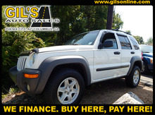 2002 Jeep Liberty Sport Columbus GA