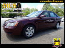 2007 Hyundai Sonata GLS Columbus GA