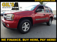 2002 Chevrolet TrailBlazer LT Columbus GA