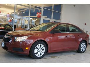 2012 Chevrolet Cruze LS Plymouth MA