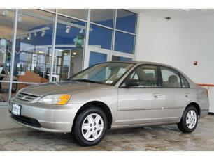 2003 Honda Civic LX Plymouth MA