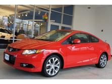 Honda Civic Si 2dr Coupe 2012