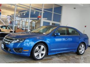 2011 Ford Fusion Sport AWD Plymouth MA
