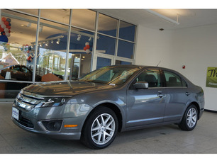 2012 Ford Fusion SEL Plymouth MA