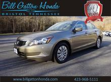 2010 Honda Accord LX Bristol TN