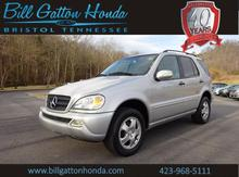 2002 Mercedes-Benz M-Class ML320 Bristol TN
