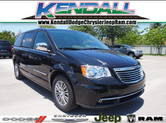 Chrysler Town & Country Touring L 2014