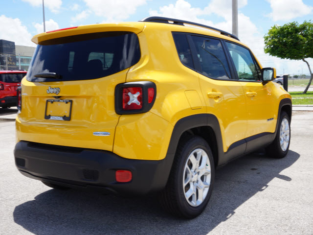 2015 jeep renegade latitude miami fl 10461247. Black Bedroom Furniture Sets. Home Design Ideas