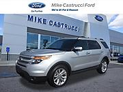 2015 Ford Explorer Limited Cincinnati