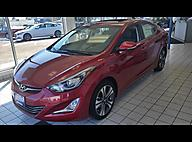 2015 Hyundai Elantra Sport Janesville WI